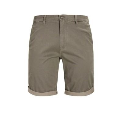 ジャック アンド ジョーンズ カジュアルパンツ ボトムス メンズ Men's Chino Shorts Beige
