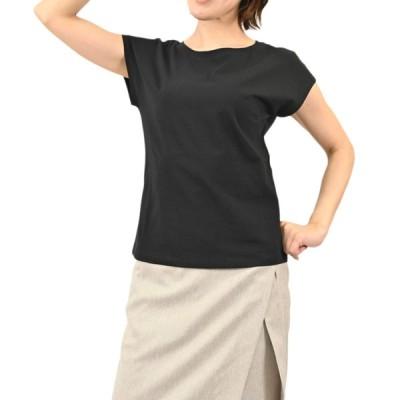 マックスマーラ ウィークエンド コットン ジャージー Tシャツ MAXMARA WEEKEND MULTIE 59411711000 6 ブラック 2021年春夏