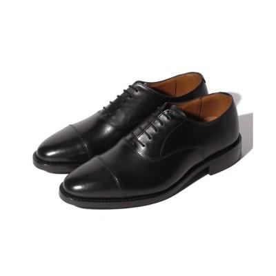 【コカ】London Shoe Make ダイナイトソール 内羽根 ストレートチップ