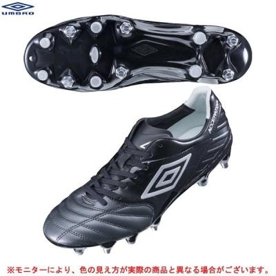UMBRO(アンブロ)アクセレイター KTS MIX SG(UU2LJA04BK)スポーツ サッカー フットサル シューズ スパイク 靴 天然芝・やわらかい土用 男性用 メンズ