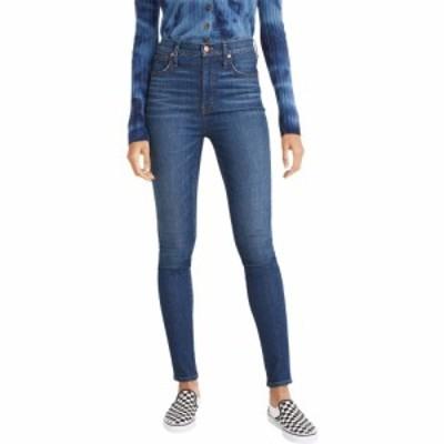 メイドウェル Madewell レディース ジーンズ・デニム ボトムス・パンツ 11 High-Rise Skinny Jeans in Larkwood Wash Larkwood Wash