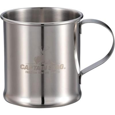 キャプテンスタッグ(CAPTAIN STAG) アウトドア コップ マグカップ マグ カップ タンブラー 310ml ステンレス製 NEWレジェルテ