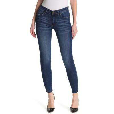 カットフロムザクロス レディース デニムパンツ ボトムス Viv Toothpick Skinny Jeans MATTIOLA W/MEDI