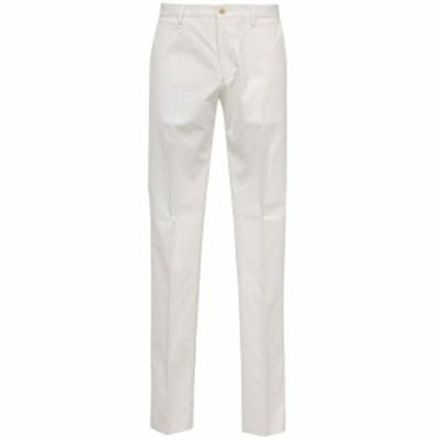 ETRO/エトロ White Paisley jaquard skinny pants メンズ 春夏2020 1P40812530990 ju