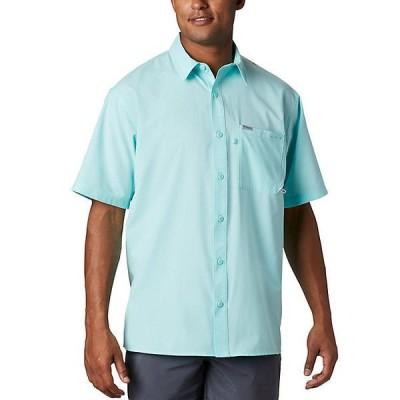 (取寄)コロンビア メンズ パフォーマンス フィッシング ギア ゼロ ルール ウーブン ショートスリーブ シャツ Columbia Men's PFG Zero Rules Woven SS Shir