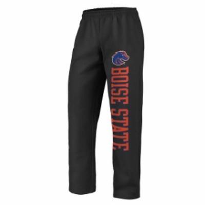 Fanatics Branded ファナティクス ブランド スポーツ用品  Fanatics Branded Boise State Broncos Black Sideblocker Fleece Pants