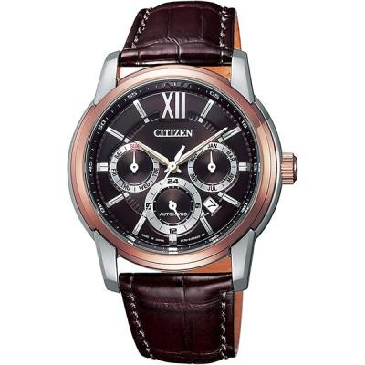 NB2004-18W CITIZEN COLLECTION シチズンコレクション 機械式腕時計 自動巻き 手巻き メンズ 腕時計 国内正規品 送料無料