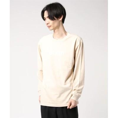 tシャツ Tシャツ 【BRIXTON】CROWD II L/S TEE
