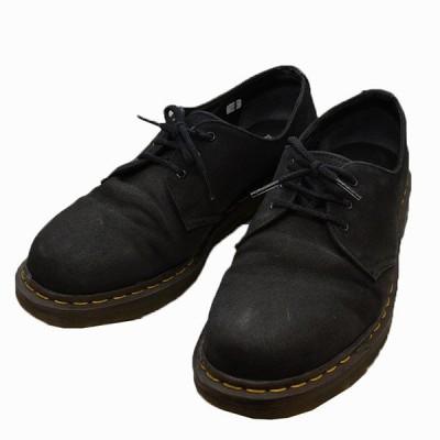 Dr Martens×COMME des GARCONS ブーツ レースアップ シューズ ブラック サイズ:UK10 (二子玉川店) 200410