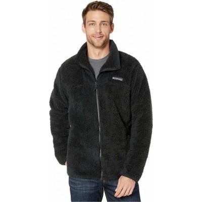 コロンビア Columbia メンズ フリース トップス Winter Pass Fleece Full Zip Black