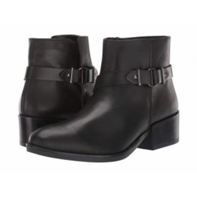 Italian Shoemakers レディース 女性用 シューズ 靴 ブーツ アンクル ショートブーツ Fedra Black【送料無料】