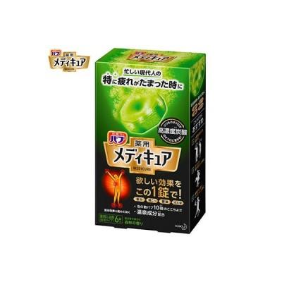 バブ 薬用 メディキュア 森林の香り 6錠 (医薬部外品) / 花王 バブ