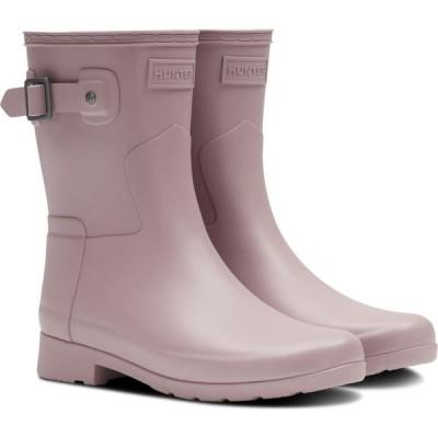 ハンター HUNTER レディース レインシューズ・長靴 シューズ・靴 Original Refined Short Waterproof Rain Boot Awe