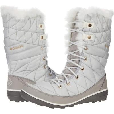 コロンビア Columbia レディース シューズ・靴 Heavenly Omni-Heat Grey Ice/Sea Salt