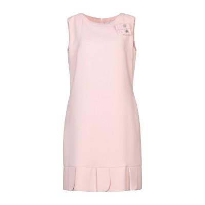 ブルーガール ブルマリン BLUGIRL BLUMARINE ミニワンピース&ドレス ピンク 46 ポリエステル 100% ミニワンピース&ドレス