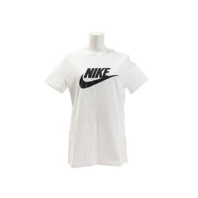 ナイキ(NIKE) Tシャツ 半袖 エッセンシャル アイコン BV6170-100SU19 オンライン価格 (レディース)
