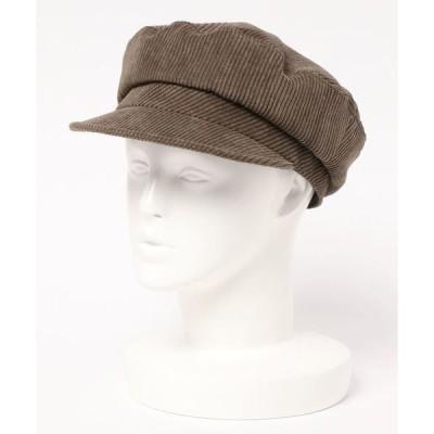 帽子 キャスケット コールマリンキャスケット