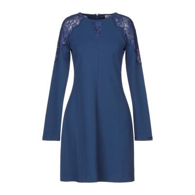 リュー ジョー LIU •JO ミニワンピース&ドレス ブルー XS ポリエステル 95% / ポリウレタン 5% ミニワンピース&ドレス