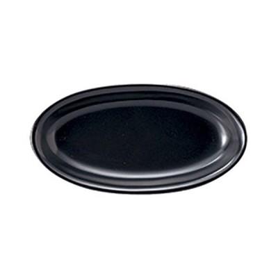 18cmプラター(黒マット) トリノ 高さ26(mm)/業務用/新品