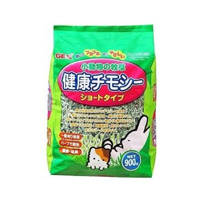 (まとめ買い)GEX(ジェックス)-小動物の牧草-健康チモシー-900g-【×6】