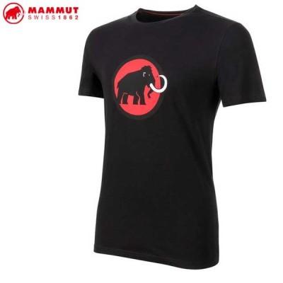 マムート Tシャツ メンズ 半袖 ロゴ プリント 1017-02240-0001