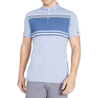 ナイキ メンズ シャツ トップス Nike Men's Dri-FIT Player Striped Golf Polo