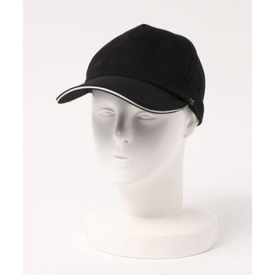 帽子 キャップ キャップ型フェイスシールド / 取り外し可能 飛沫防止カバー付き