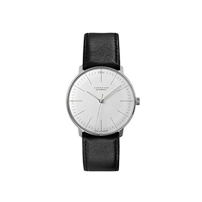 Junghans Max Bill Automatic Silver Dial Men's Watch 027/3501.00