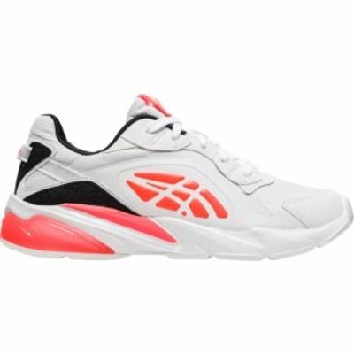 アシックス ASICS Tiger レディース ランニング・ウォーキング シューズ・靴 GEL-Quantum Infinity Micro White/Sunrise Red
