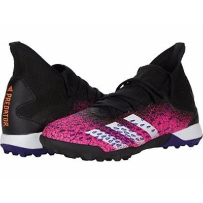 (取寄)アディダス プレデター フリーク .3 ターフ adidas Predator Freak .3 Turf Black/White/Shock Pink