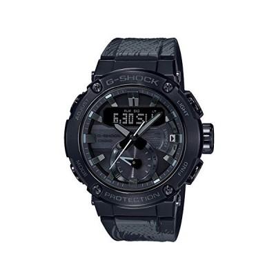 [カシオ] 腕時計 ジーショック G-STEEL Bluetooth 搭載ソーラー カーボンコアガード構造『Formless』太極 GST-B200TJ-1AJR メンズ