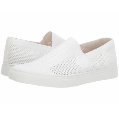 スティーブ マデン スニーカー シューズ レディース Freeda Slip-on Sneaker White