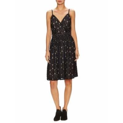 ザ レター レディース ワンピース Lace Scallop Knee Length Dress