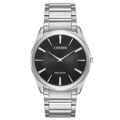 シチズン Citizen 男性用 腕時計 メンズ ウォッチ ブラック AR3070-55E