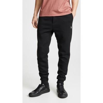 ラルフ ローレン Polo Ralph Lauren メンズ ジョガーパンツ ボトムス・パンツ Tech Sweatpants Polo Black