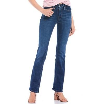 リーバイス レディース デニムパンツ ボトムス Levi'sR 725 High Rise Bootcut Jeans