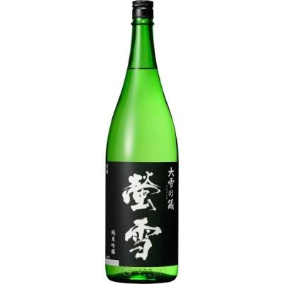 大雪乃蔵 純米吟醸 蛍雪 1.8L