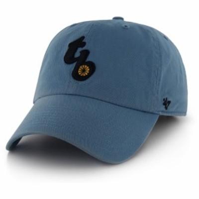 フォーティセブン 47 メンズ キャップ 帽子 Tampa Bay Rays Clean Up Adjustable Hat