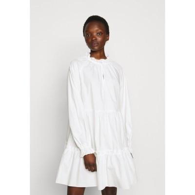 セカンド デイ ワンピース レディース トップス BETH THINKTWICE - Day dress - white