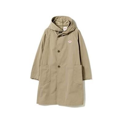 [レイビームス] コート DANTON × Ray BEAMS/別注 フードコート レディース ベージュ 36