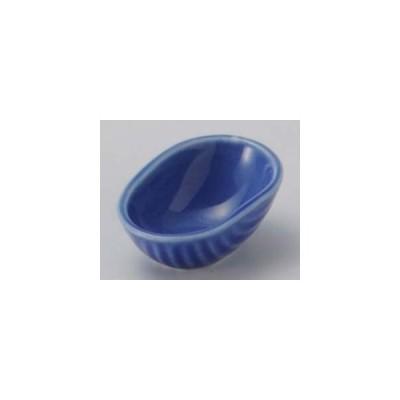 和食器 オ086-197 青釉豆鉢