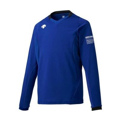 デサント(DESCENTE) メンズ レディース バレーボールウェア 長袖 ライトゲームシャツ アブル DSS5910 ABL トップス 練習 クラブ 部活 移動着 ロングスリーブ