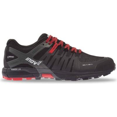 イノヴェイト INOV-8 メンズ ランニング・ウォーキング シューズ・靴 Roclite 315 GTX Trail Running Shoes BLACK/RED