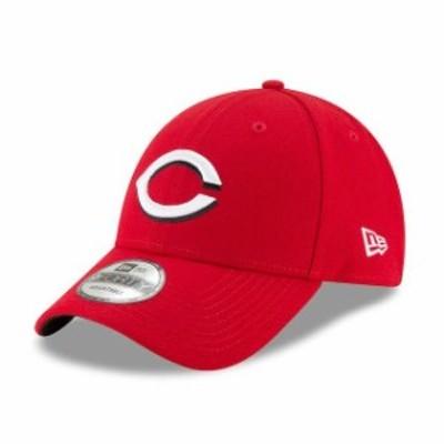 New Era ニュー エラ スポーツ用品  New Era Cincinnati Reds Mens Red League 9Forty Adjustable Hat