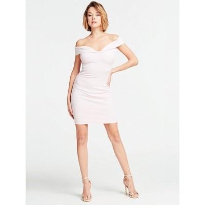 ドレス Blanca Crepe Dress
