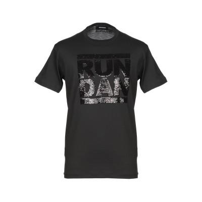 ディースクエアード DSQUARED2 T シャツ ブラック XL コットン 100% T シャツ