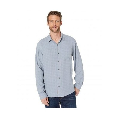 Royal Robbins ロイヤルロビンズ メンズ 男性用 ファッション ボタンシャツ San Juan Dry Long Sleeve - Tradewinds