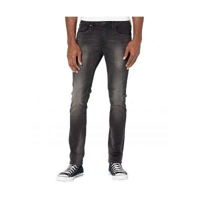 Buffalo David Bitton バッファローデービッドビトン メンズ 男性用 ファッション ジーンズ デニム Max-X Jeans in Black - Black