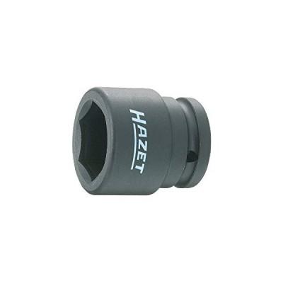 HAZET ハゼット インパクトソケットレンチ(6角タイプ・差込角19.0mm) 1000S-19 [A010522]