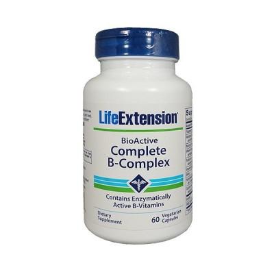 コンプリート・ビタミンBコンプレックス 60ベジカプセル/41015